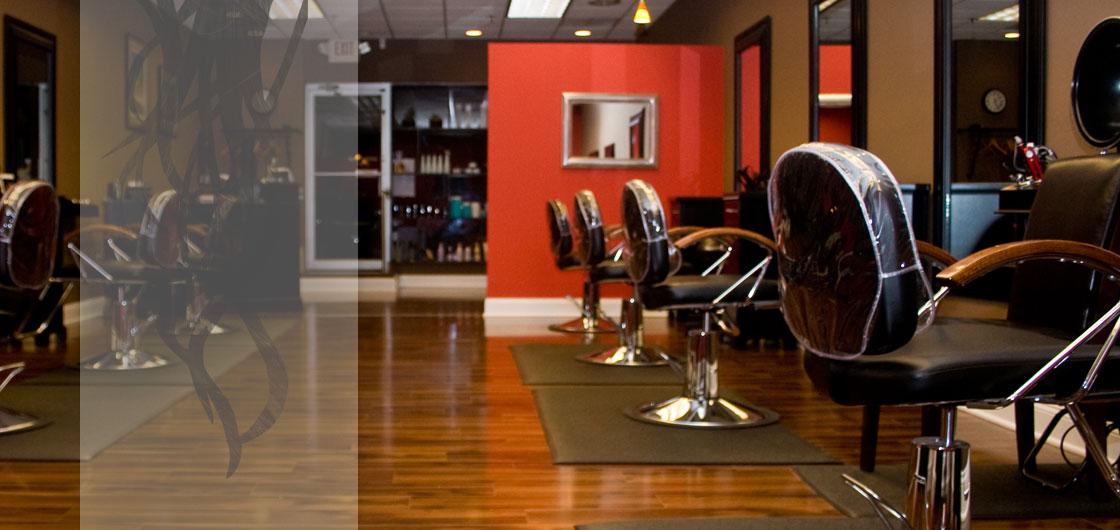 Salon Hair Cuts & Styling